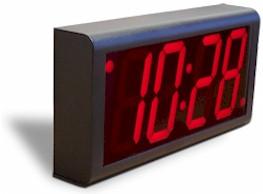 ساعة الحائط الرقمية