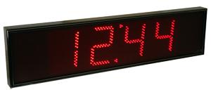 ساعات حائط رقمية كبيرة من أنظمة جاليون