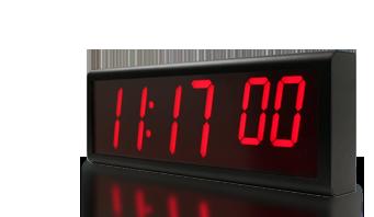 إيثرنت الرقمية ساعة الحائط