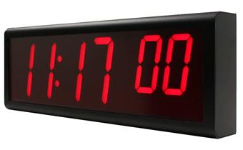 ما هو مدرج على مدار الساعة مع شبكة الأرقام 4