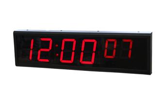 ما هو مدرج مع أرقام 6 NTP على مدار الساعة